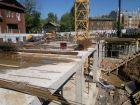 Ход строительства дома № 1 в ЖК Дом с террасами - фото 117, Май 2015
