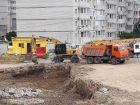 ЖК Zапад (Запад) - ход строительства, фото 86, Июнь 2018