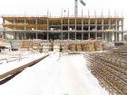 Комплекс апартаментов KM TOWER PLAZA (КМ ТАУЭР ПЛАЗА) - ход строительства, фото 124, Февраль 2020