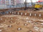 Ход строительства дома № 2 в ЖК Облака - фото 27, Май 2020