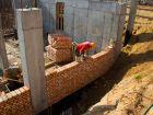 Ход строительства дома № 1 в ЖК Город чемпионов - фото 101, Сентябрь 2014