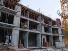 Ход строительства дома № 1 в ЖК Книги - фото 50, Декабрь 2020