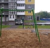 Ход строительства дома № 3 в ЖК На Победной -