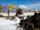 Ход строительства дома № 2 в ЖК Каскад на Автозаводе - фото 34, Февраль 2021