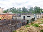 Ход строительства дома № 18 в ЖК Город времени - фото 106, Май 2019