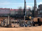 Ход строительства дома № 3А в ЖК Подкова на Гагарина - фото 78, Апрель 2019