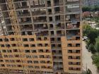 Ход строительства дома № 1 в ЖК Встреча - фото 38, Август 2019