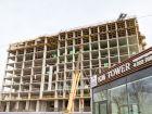Комплекс апартаментов KM TOWER PLAZA (КМ ТАУЭР ПЛАЗА) - ход строительства, фото 112, Апрель 2020
