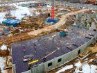 Ход строительства дома № 5 в ЖК Ватсон - фото 34, Апрель 2021
