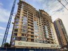 Ход строительства дома Литер 2 в ЖК Династия - фото 15, Июль 2020