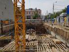 ЖК Островский - ход строительства, фото 84, Май 2019