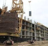 Ход строительства дома № 2 в ЖК Дома на Культуре -