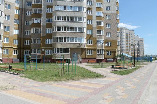 Микрорайон Заря - фото 4