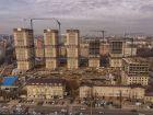 Ход строительства дома Литер 1 в ЖК Звезда Столицы - фото 26, Февраль 2020