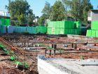 Ход строительства дома №14 в ЖК Каменки - фото 20, Июль 2014