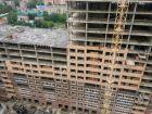Ход строительства дома № 1 в ЖК Встреча - фото 45, Июль 2019