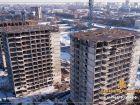 Ход строительства дома Литер 1 в ЖК Звезда Столицы - фото 96, Ноябрь 2018