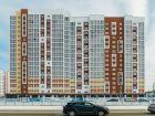 ЖК Инстеп.Победа - ход строительства, фото 10, Февраль 2021