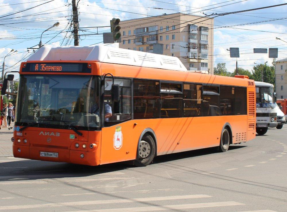 Губернатор Глеб Никитин проверил работу нижегородских автобусов