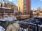 ЖК Крепостной вал - ход строительства, фото 49, Март 2018