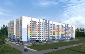 Жилой комплекс (ЖК) «Радуга» в городе Дзержинск
