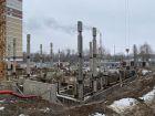 ЖК Горизонт - ход строительства, фото 7, Февраль 2020