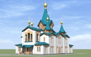 Храм в честь иконы Божьей матери «Взыскание погибших» в Приокском районе