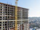 Ход строительства дома Литер 1 в ЖК Первый - фото 149, Декабрь 2017