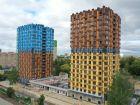 Ход строительства дома № 1 первый пусковой комплекс в ЖК Маяковский Парк - фото 7, Сентябрь 2021