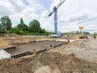 ЖД Жемчужный - ход строительства, фото 23, Июнь 2021