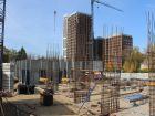 ЖК Лайнер на Барминской - ход строительства, фото 11, Сентябрь 2020