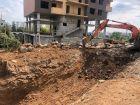 ЖК Гагарин - ход строительства, фото 120, Август 2019