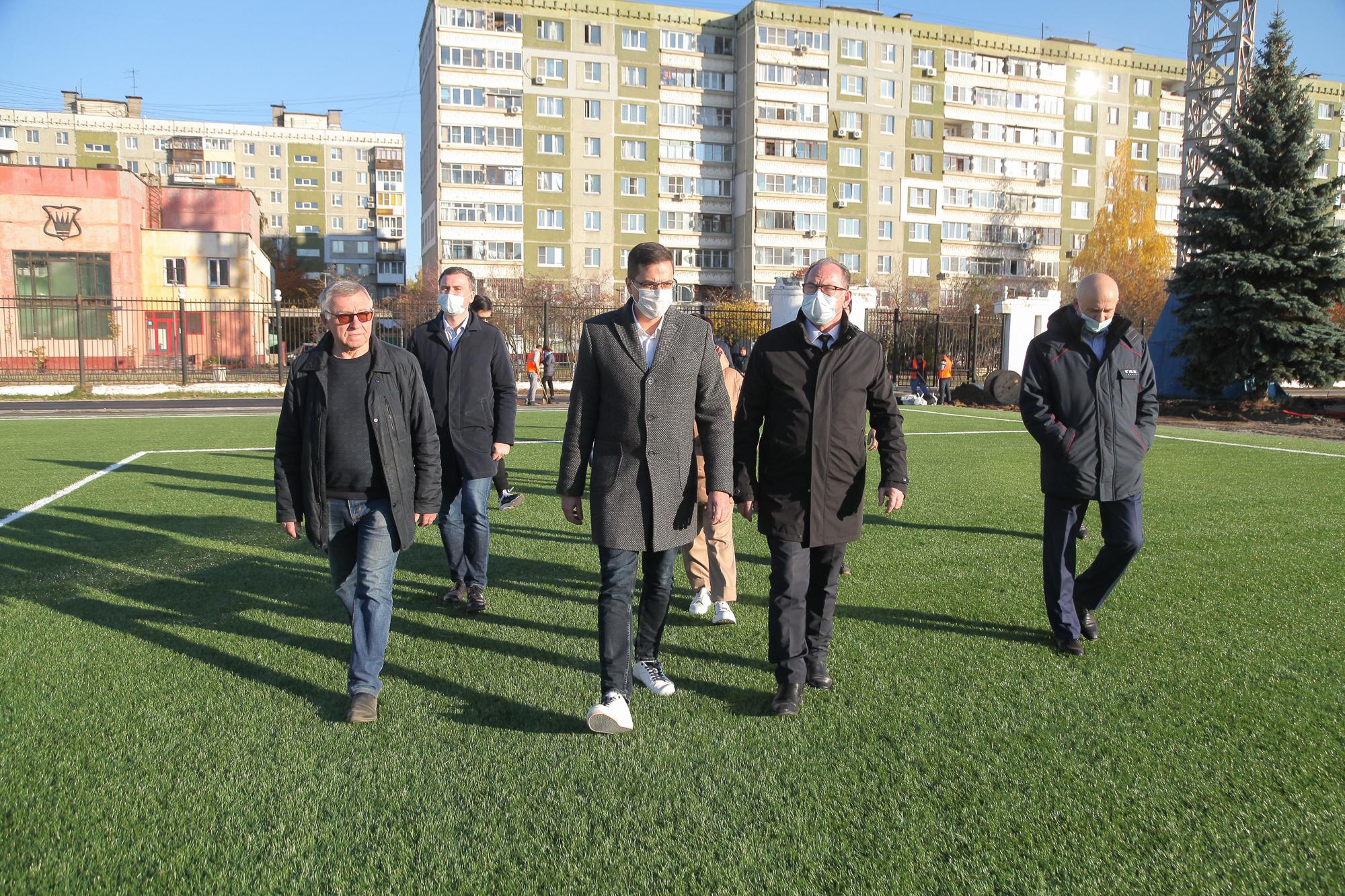Реконструкция спорткомплекса «Чайка» завершается в Нижнем Новгороде - фото 1