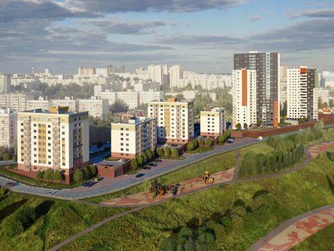 Дом № 3 в ЖК Солнечный - фото 1