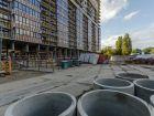Ход строительства дома Литер 1 в ЖК Первый - фото 68, Сентябрь 2018