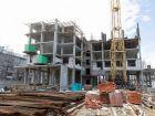 ЖК Каскад на Путейской - ход строительства, фото 25, Апрель 2020