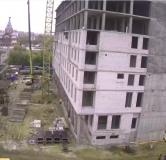 Апарт-Отель Гордеевка - ход строительства,