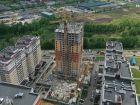 ЖК Горизонт - ход строительства, фото 4, Май 2021