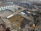 Ход строительства дома Литер 1 в ЖК Звезда Столицы - фото 141, Март 2018