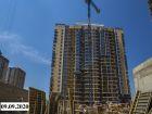 Ход строительства дома Литер 1 в ЖК Династия - фото 6, Сентябрь 2020
