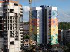 Ход строительства дома № 1 в ЖК Город чемпионов - фото 35, Июль 2015