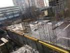 Ход строительства дома Литер 2 в ЖК Династия - фото 48, Февраль 2019