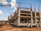 Ход строительства дома № 3 в ЖК Ватсон - фото 55, Август 2019