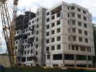 Ход строительства дома № 5 в ЖК Караваиха - фото 31, Май 2016