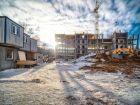 ЖК Каскад на Ленина - ход строительства, фото 652, Декабрь 2018