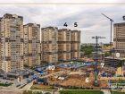 Ход строительства дома Литер 9 в ЖК Звезда Столицы - фото 1, Июнь 2021