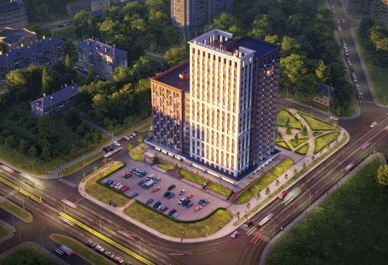 Комплекс апартаментов KM TOWER PLAZA (КМ ТАУЭР ПЛАЗА)