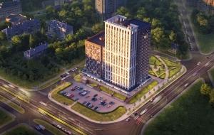 Комплекс апартаментов KM TOWER PLAZA