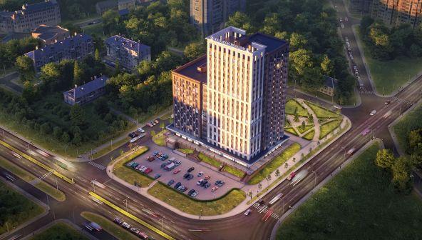 """Комплекс апартаментов """"KM TOWER PLAZA"""" в Нижнем Новгороде"""