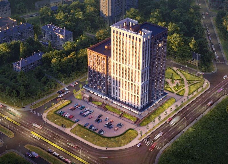 Комплекс апартаментов KM TOWER PLAZA (КМ ТАУЭР ПЛАЗА) - фото 1